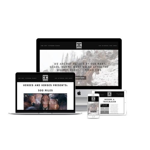 Web Design - Nonprofit Organization