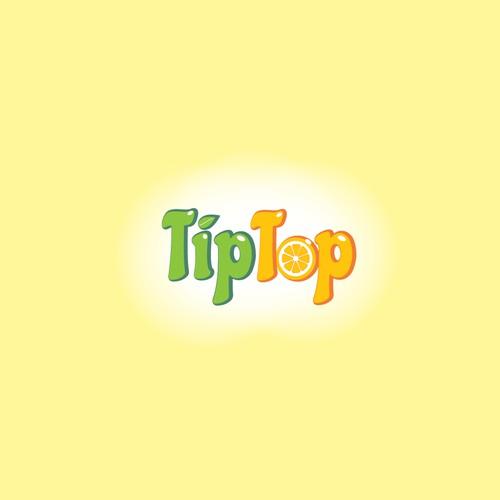 Tip Top logo design