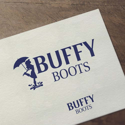 Logo contest for women boots