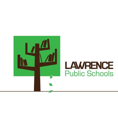 Innovative Logo for LAWRENCE Public School