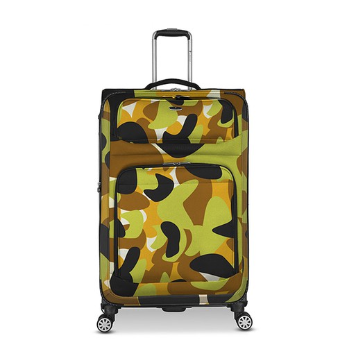 Design camouflage pattern for luggage