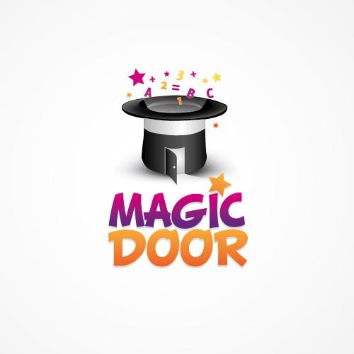 New logo for Magic Door