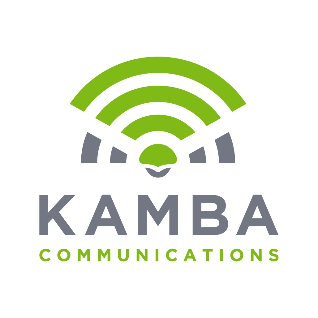 KAMBA Comms digital Tortoise logo
