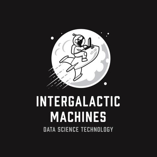 Bold Logo for Big Data Startup