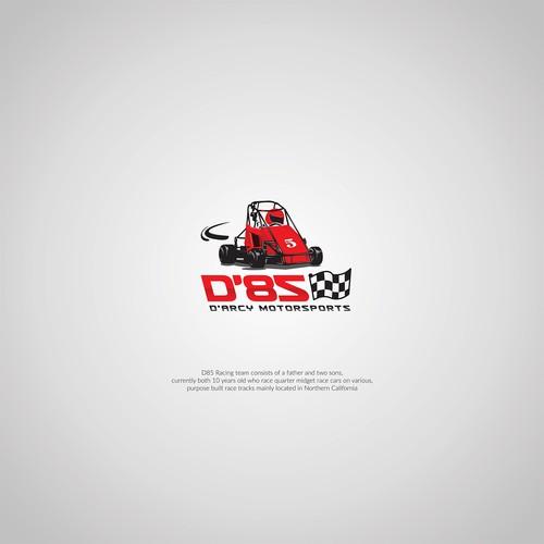 D'85 D'Arcy Motorpsort Logo