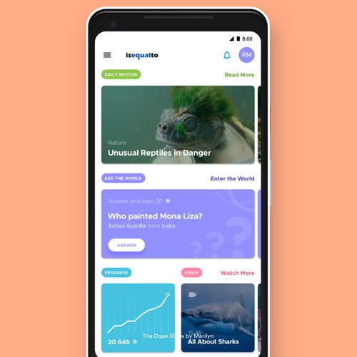 App for students