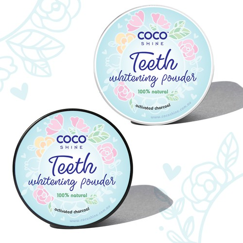 Label for cosmetics