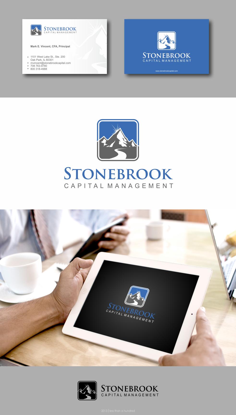 Stonebrook Capital Management needs a new logo