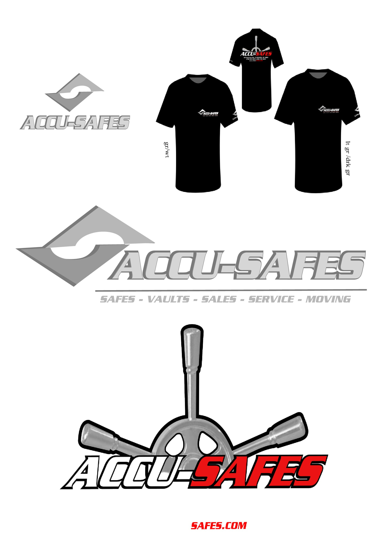 Create a new T-Shirt Design for Accu-Safes!