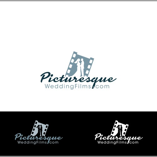 Create the logo for Picturesque Wedding Films (.com)