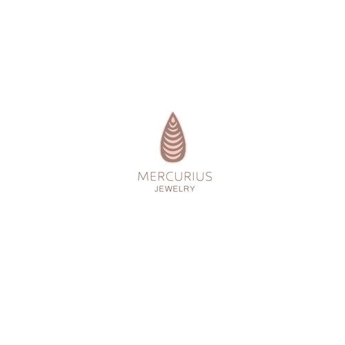 Logo concept for Mercurius Jewelry