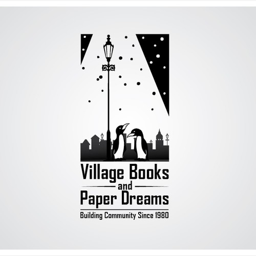 New logo wanted for Village Books and Paper Dreams