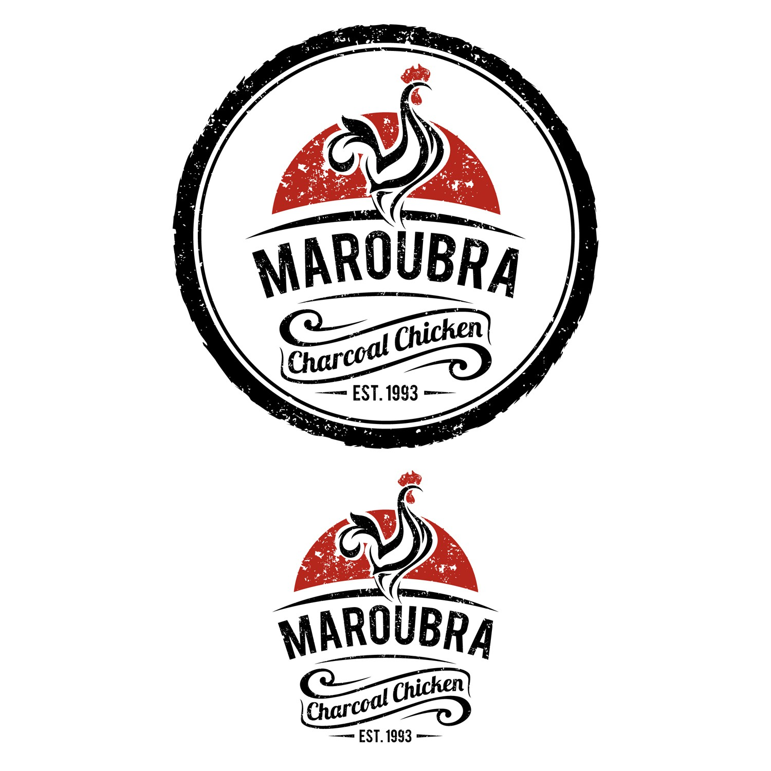 New logo wanted for Maroubra Charcoal Chicken