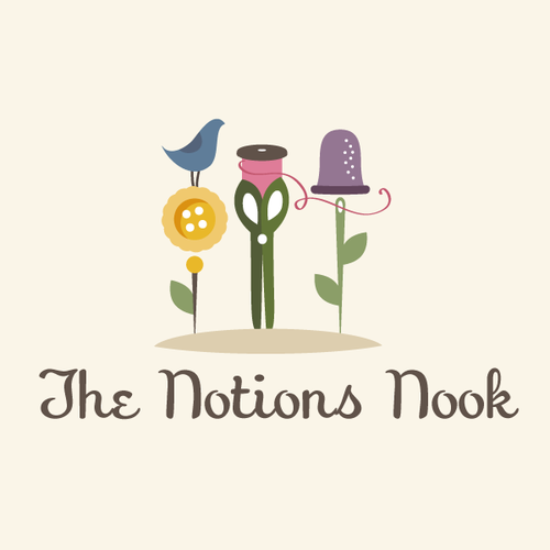New logo wanted for The Notions Nook