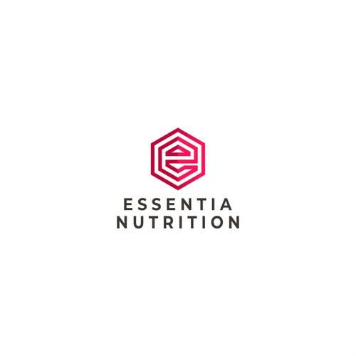 Modern, Easy to Read, Memorable Logo for Essentia Nutrition
