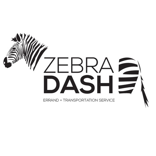 Brand Identity Pack: Create a Beautiful, Eye-Catchy logo for Zebra Dash!
