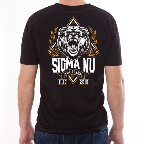 Sigma Nu Tshirt