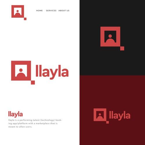 llayla Logo Design
