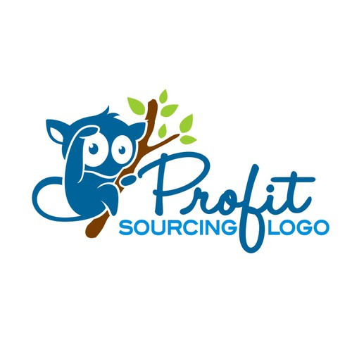 Concept Logo for Profit Sourcing Logo