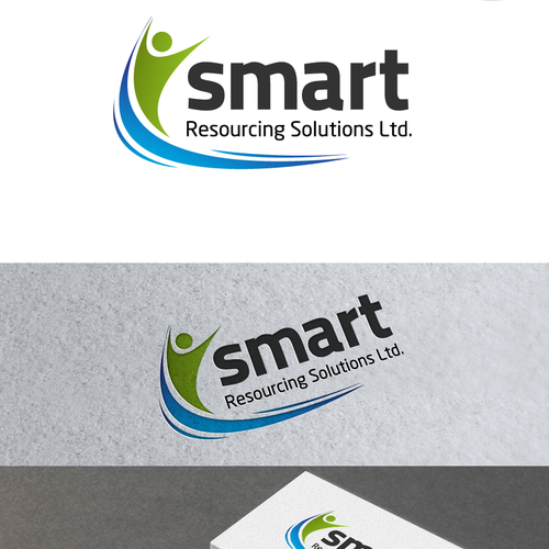 New logo and business card wanted for Smart Resourcing Solutions