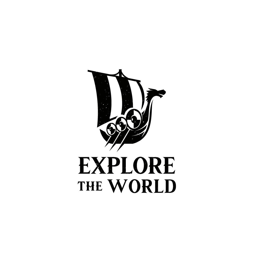YouTube Logo - Travel/Adventure Brand