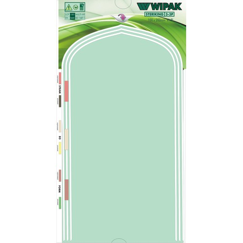 WIPAK needs a new sterilization pouch design