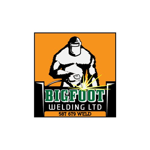 Bold Logo Design For a Welding Shop