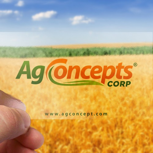 Simple Clean Impressive and Creative Agriculture Logo