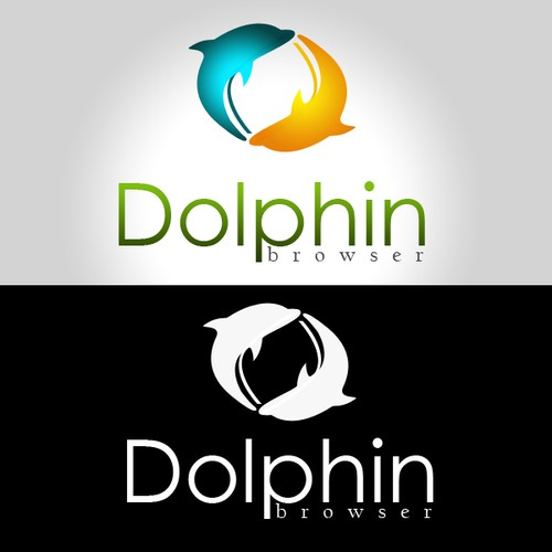 New logo for Dolphin Browser