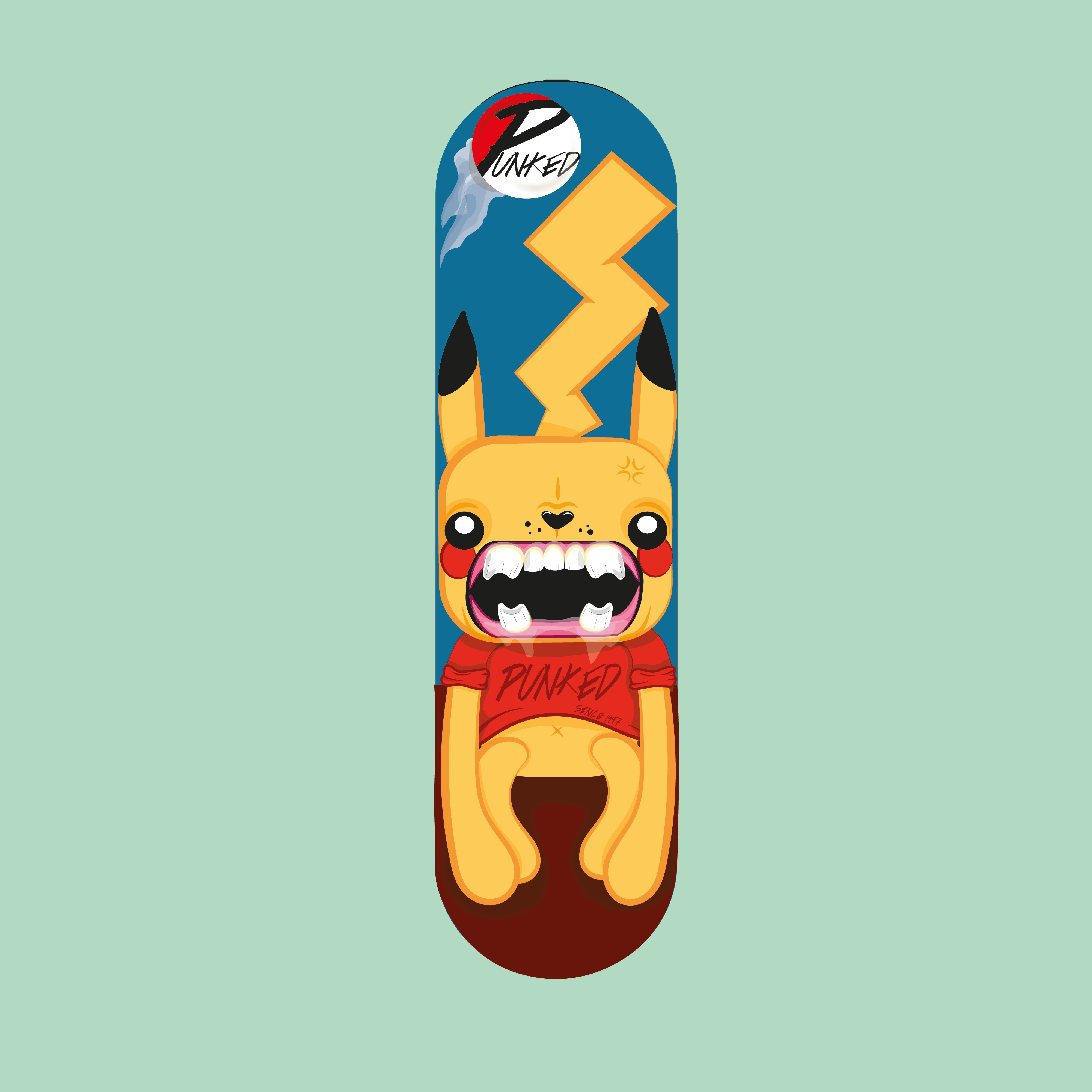 We Need A New Skateboard Graphic!