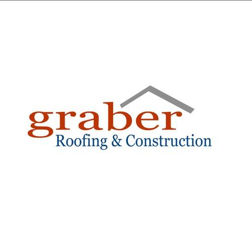 Graber Roofing Logo