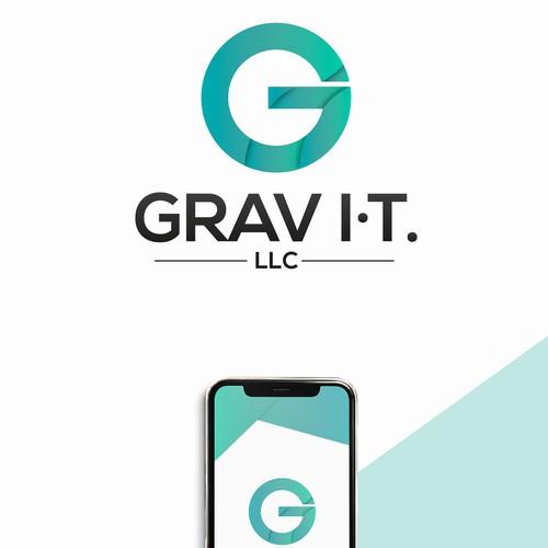 Grav I.T. logo