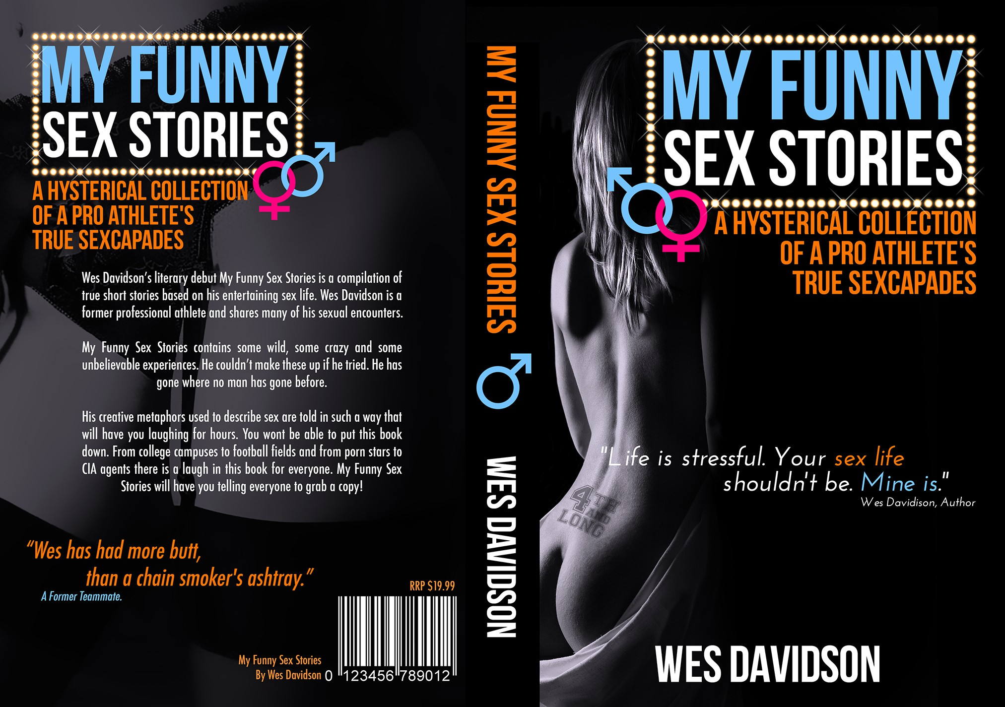 book or magazine cover for Beezy Publishers