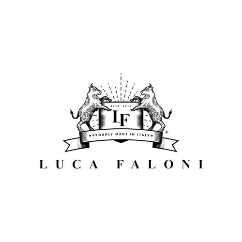 Logo concept for Italian fashion company