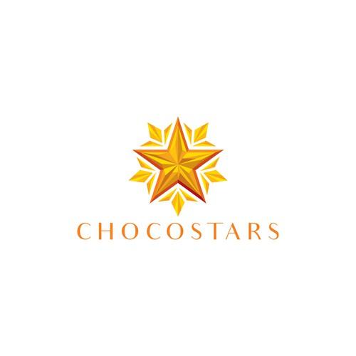 Chocostars logo