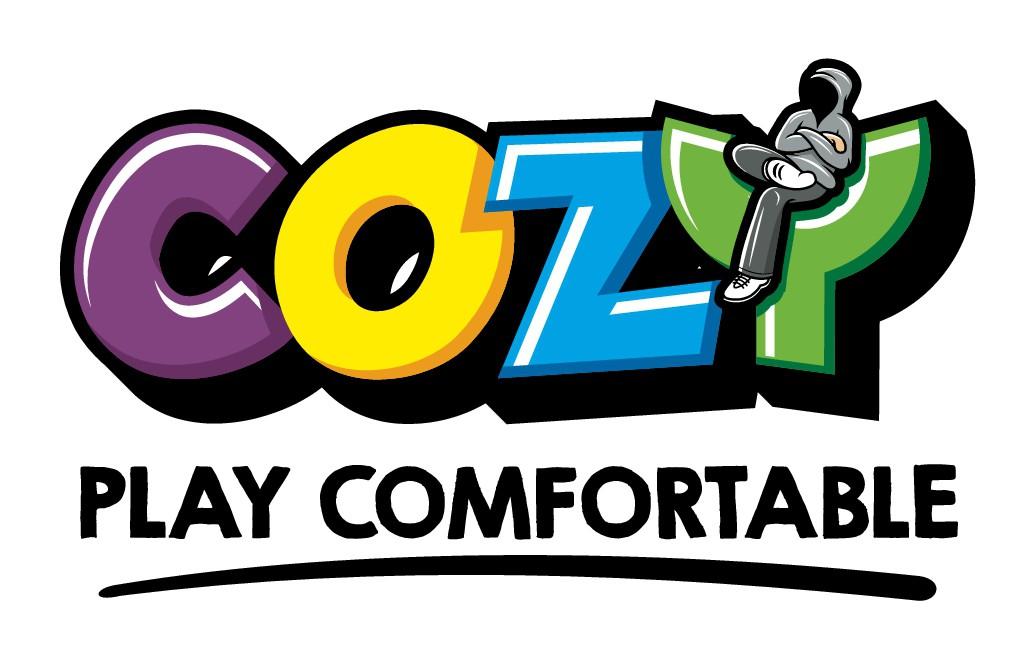 Cozy merch design / YouTube logo