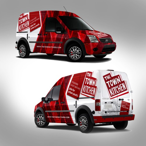 Van Wrap Design