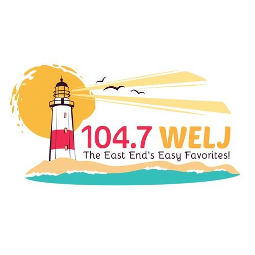 Friendly Logo for a Radio Station