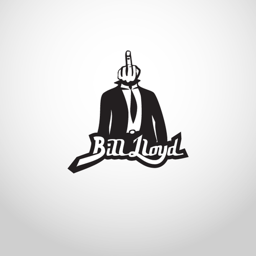 WANTED: GREATEST F'ING LOGO EVER for billlloyd.net
