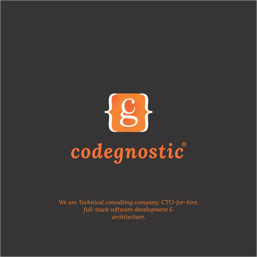 logo for codegnostic