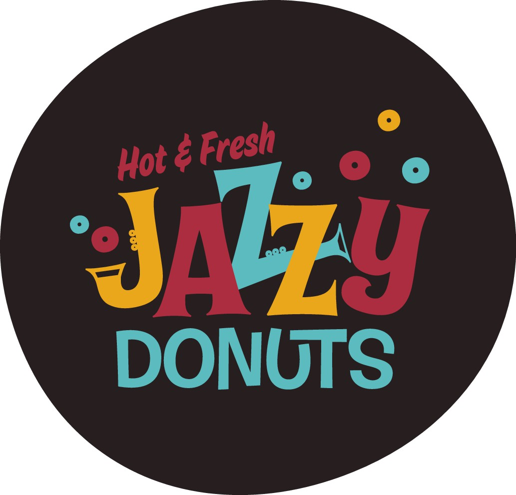 """Jazzy Styled logo & brand identity for start up mini-donut operation"""