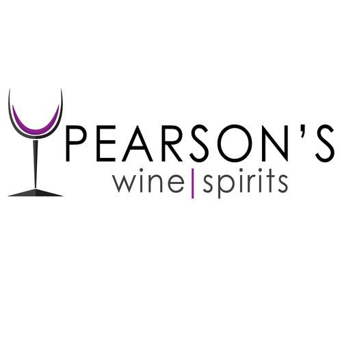 Flat Wine & Spirit Logo