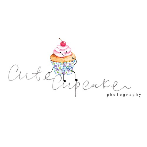 Concept idea for Newborn, Child, and Family Photography Studio Logo