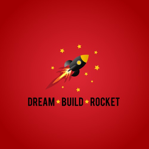 Dream Build Rocket needs a new logo