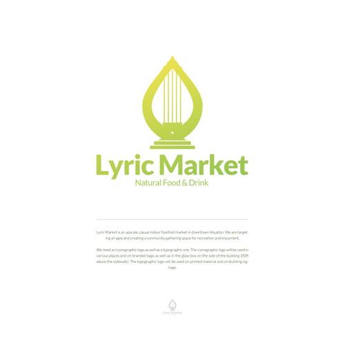 A lyre it shaped leaf