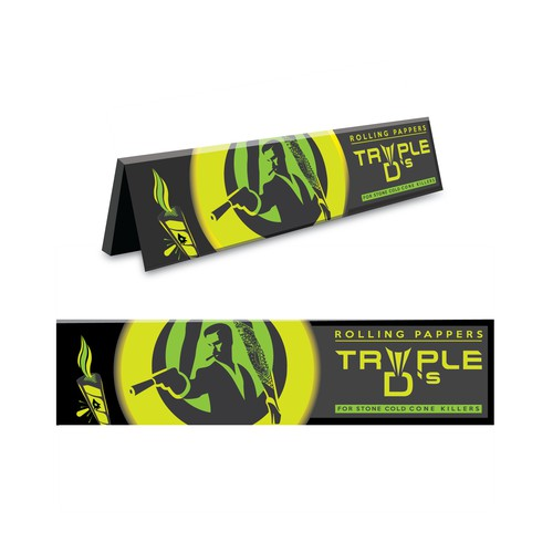 Triiiple D's - Rolling Papers