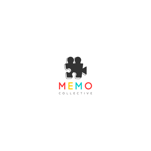 Logo for couple film company
