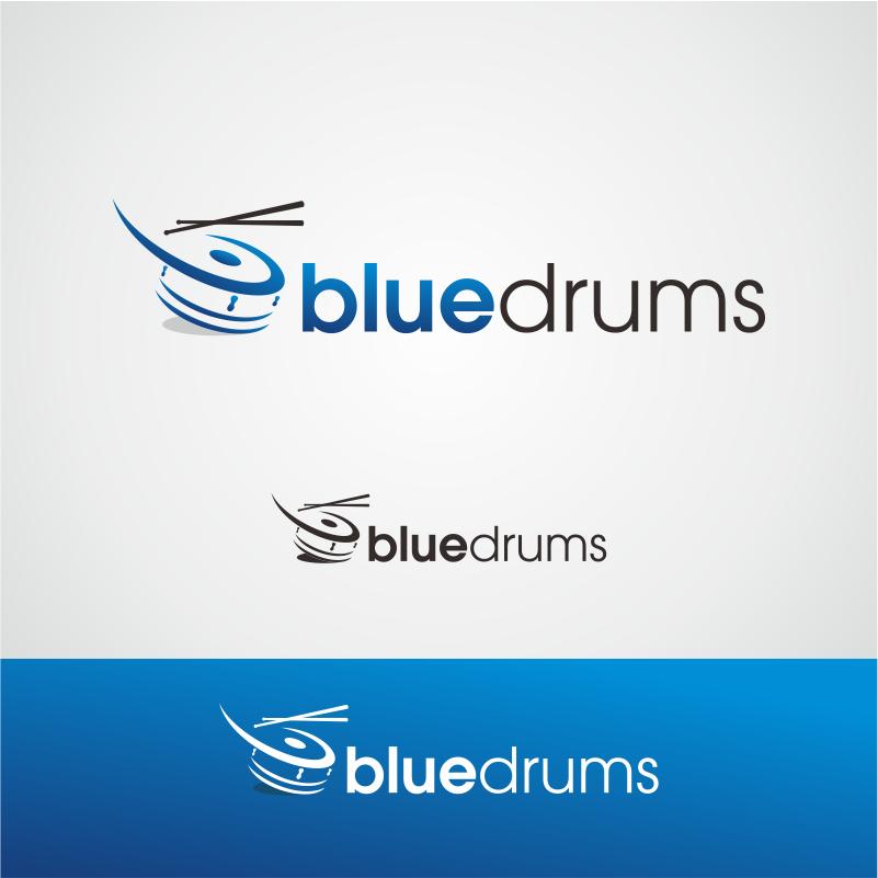 Blue Drums needs a new logo