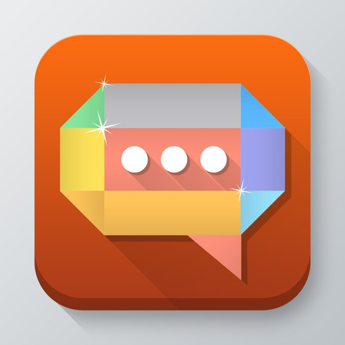 create the icon for the next HUGE mobile app! HatchChat!!!