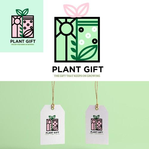 Gift a Plant Logo